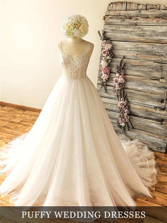 Ball Gown Wedding Dresses Collection