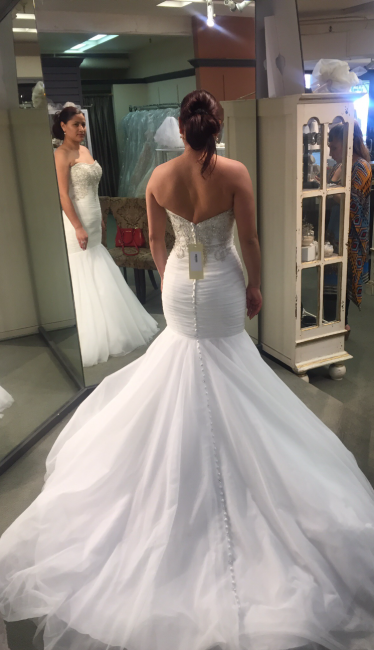 Mermaid Tulle Crystals Sweetheart Wedding Dresses | Timeless Bridal Gowns