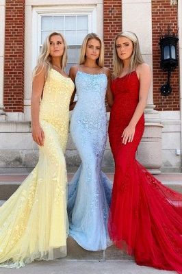 Sparkly Sleeveless Floor Length Criss-cross Straps Lace Prom Dresses | New Arrival Graduation Dresses_1