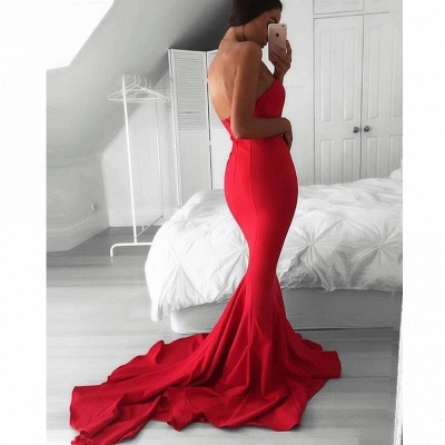 Cheap Mermaid Evening Dresses | Sweetheart Long Formal Dresses_4