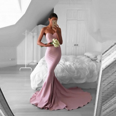 Cheap Mermaid Evening Dresses | Sweetheart Long Formal Dresses_3